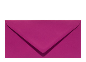 Umschlag DL (220 x 110 mm), purple