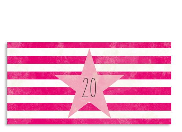 Einladung zum 20. Vintage Star (Postkarte, mit 2 Fotos)