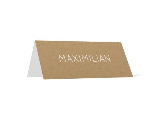 """Tischkarten """"Malaga"""""""