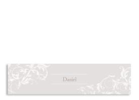 Servietten-Banderole zur Hochzeit Dubai Beige