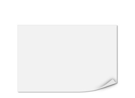 Einlegeblatt unbedruckt, Transparentpapier, 149 x 103 mm