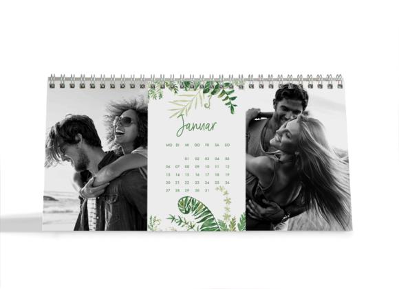 "Choose your Pics Fotokalender ""Greenery"""