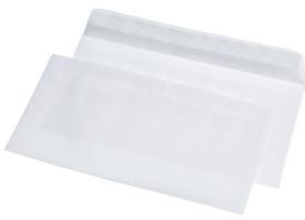 Umschlag DL (220 x 110 mm), Transparent