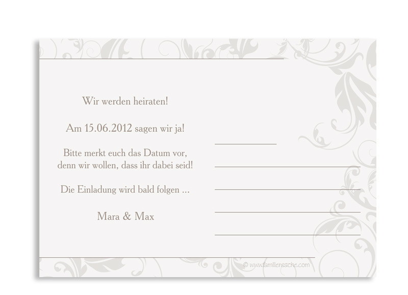 hochzeit postkarten save the date online gestalten dubai hochzeit. Black Bedroom Furniture Sets. Home Design Ideas