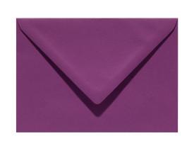 Umschlag C6, Aubergine