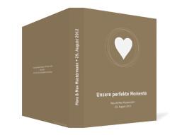 Hochzeitsgästebuch Pur (Ringbuchordner DIN A4)