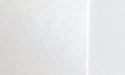 Papier mit Perlmutt-Effekt (diamantweiß, 285 g/qm)