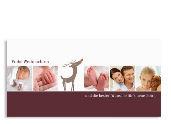 Weihnachtskarten online gestalten jahresr ckblick - Weihnachtskarten online versenden ...