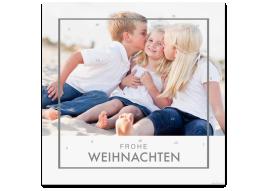 """Foto-Adventskalender """"Festlichkeit"""" (quadratisch)"""