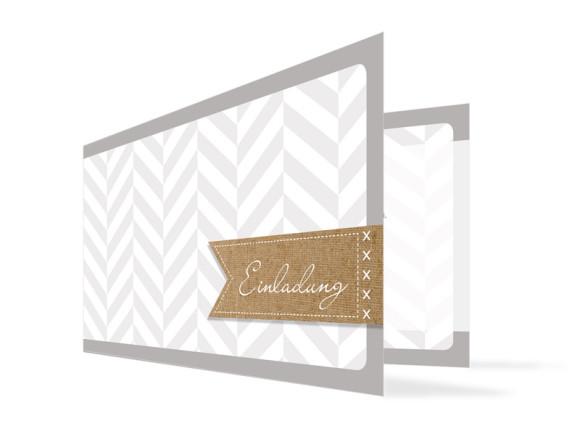 Geburtstagskarten Pattern (Klappkarte)