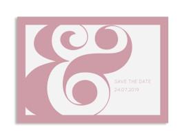 "Save the date-Karte ""Salzburg"""