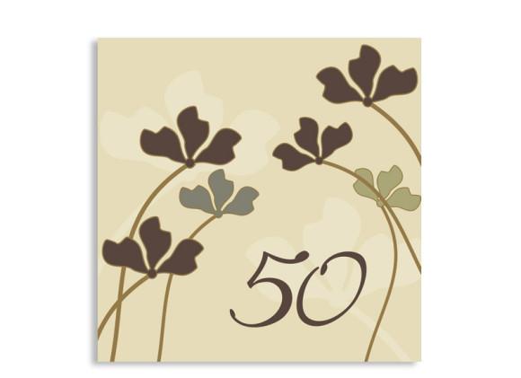 Einladung Growing zum 50. Geburtstag