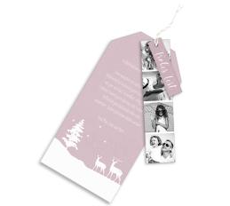 """Weihnachtskartenset """"Winterlandschaft"""""""