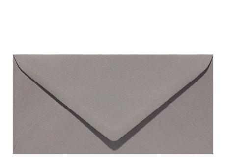 Umschlag DIN Lang mouse grey