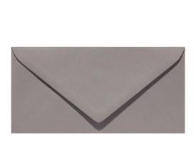 Umschlag DL (220 x 110 mm), mouse grey