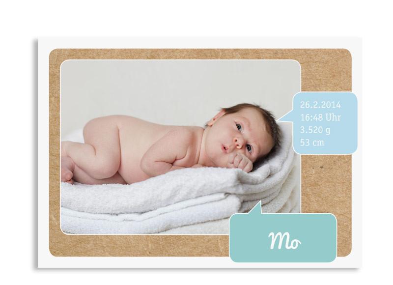 Babykarten.Babykarten Mali Mo Einfach Selbst Gestalten