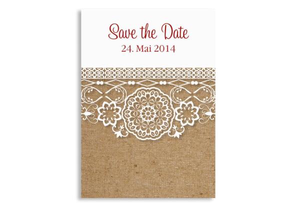 Save the Date Karten Heidelberg (Postkarte)