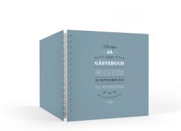 """Gästebuch """"Rotterdam"""" mittel"""