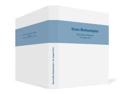 Gästebuch Klassik zur Hochzeit (Ringbuchordner DIN A4)