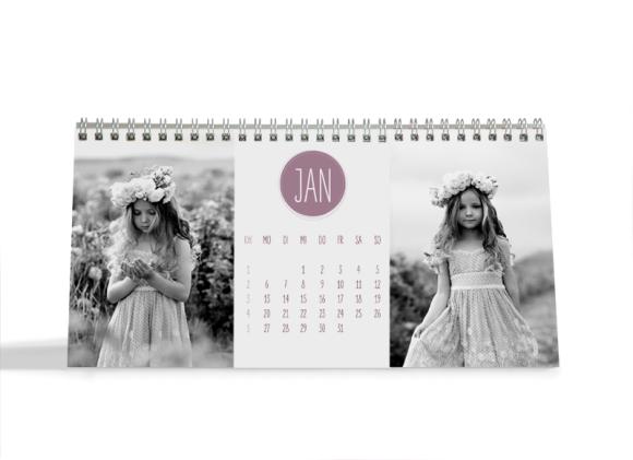 "Choose your Pics Fotokalender ""Runde Sache"""