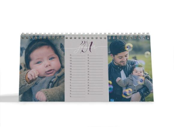 "Choose your Pics Fotokalender ""Jahresbegleiter"""