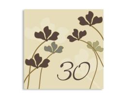 Einladung zum 30. Geburtstag Growing