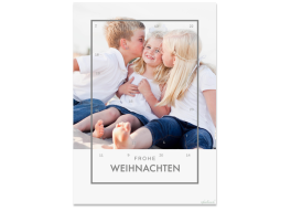 """Adventskalender """"Festlichkeit"""" (DIN A4) mit Ihren Fotos"""