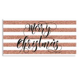 Weihnachtskarten Copper (Postkarte)