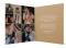 Danksagungskarten (Klappkarte quadr.), Motiv: Gent Natural, Innenansicht, Farbvariante: weiss