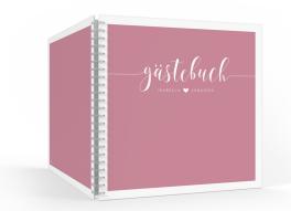 """Gästebuch """"Porto"""" (30 x 30 cm)"""