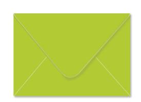 AUSVERKAUFT! Umschlag C6, apfelgrün