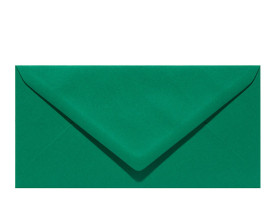 Umschlag DL (220 x 110 mm), dark green
