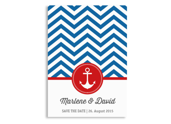 Save The Date Hamptons Anchor