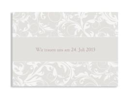 Save-The-Date-Hochzeitskarte Dubai (Postkarte A6)