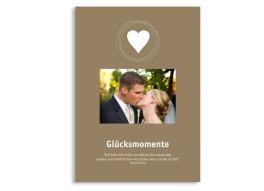 Gästebuch zur Hochzeit Pur (Einlegeblätter DIN A4)