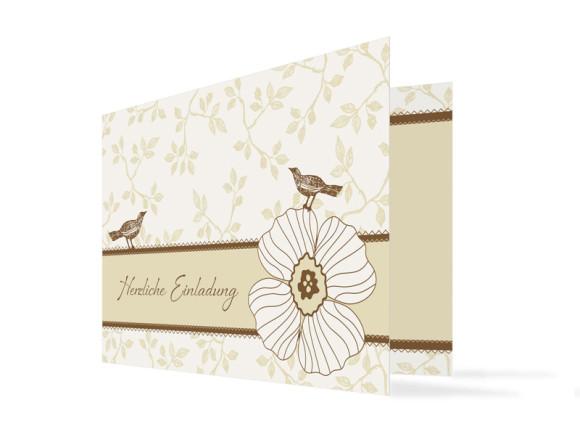 Geburtstagskarte Birdy