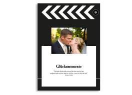 Gästebuch zur Hochzeit Hollywood (Einlegeblätter DIN A4)