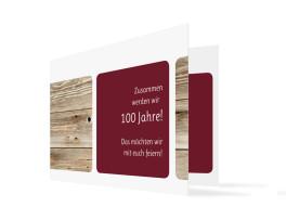Geburtstag-Einladungskarte Zürich