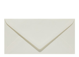 Umschlag (220 x 110 mm), carnation white