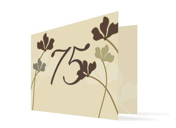 Einladung Growing Big zum Geburtstag