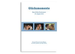 Gästebuch zur Hochzeit Klassik (Einlegeblätter DIN A4)
