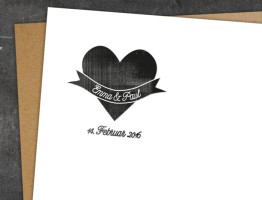 Hochzeitsstempel Tattoo