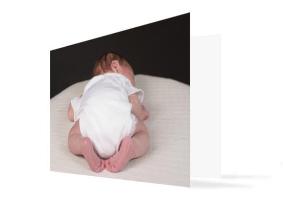 Geburtskarten Fotokarte