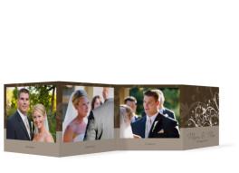 Hochzeit Foto-Leporello Wien (Gastgeschenk)