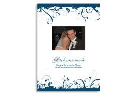Gästebuch zur Hochzeit Miami (Einlegeblätter DIN A4)