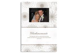 Gästebuch zur Hochzeit Mandala (Einlegeblätter DIN A4)