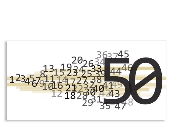 Einladung 50. Geburtstag Technik (Postkarte)