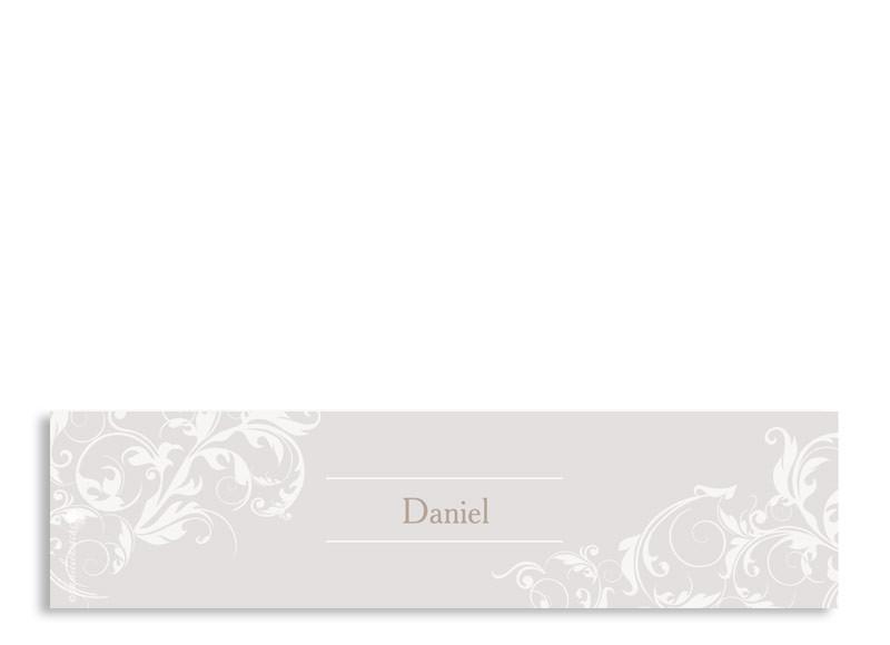 Servietten Banderolen Zur Hochzeit Dubai Personalisiert