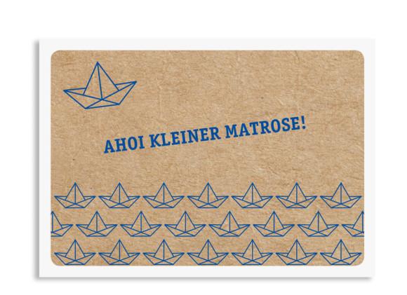 Babykarten Mira/Mattis (Postkarte)